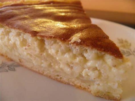 cuisine de norbert la tarte au riz la cuisine de norbert