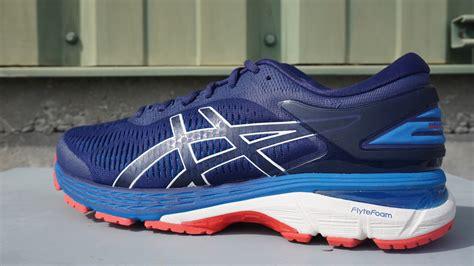 ASICS Gel Kayano 25   First Look - Running Warehouse Blog
