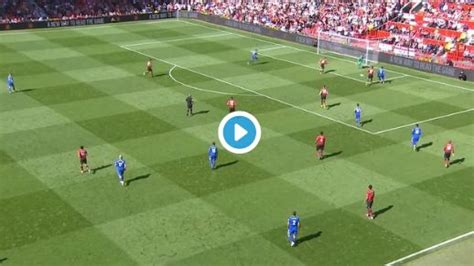 mendez laing cardiff   goal  man united video