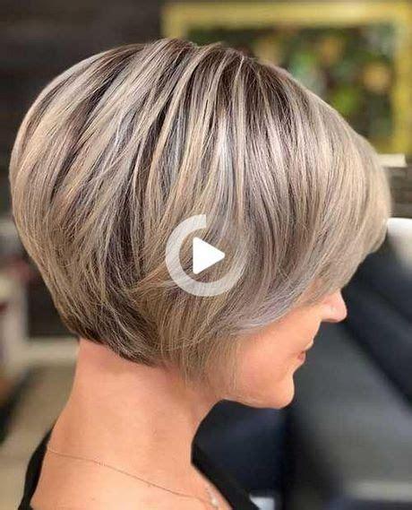 Deze 10 blonde korte kapsels zijn echt top! Kapsels 2020 korte bob