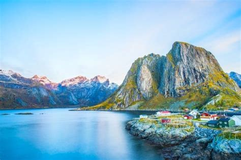 The Top 10 Tourist Attractions In Norway