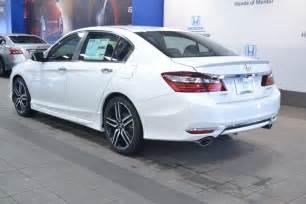 2017 Honda Accord SE Sedan Sport