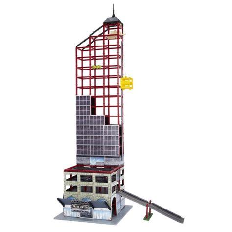 power city construction super skyscraper building kit