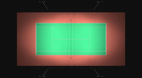 indoor outdoor tennis court lighting commercial grade premium products lightpolespluscom