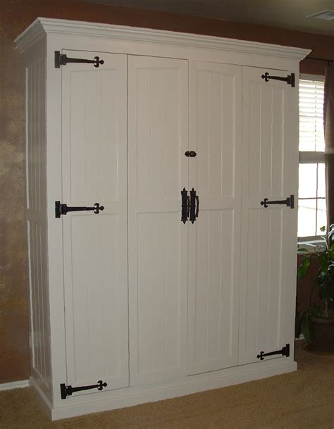 White Murphy Bed by Masterpiece Murphy Beds Bed Gallery Edmond Oklahoma