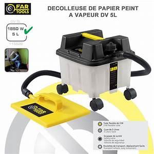Décolleuse De Papier Peint : d colleuse papier peint vapeur 115526 fartools ~ Dailycaller-alerts.com Idées de Décoration