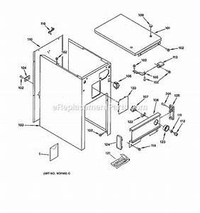 Ge Gcg1230s6wb Parts List And Diagram   Ereplacementparts Com