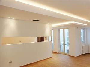 Abbassamento soffitto moderno : Cartongesso soffitto moderno idee di design nella vostra