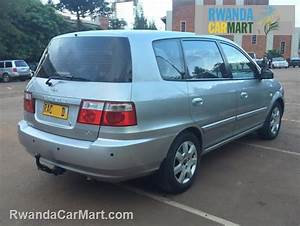 Used Kia Mpv 2002 2002 Kia Carens