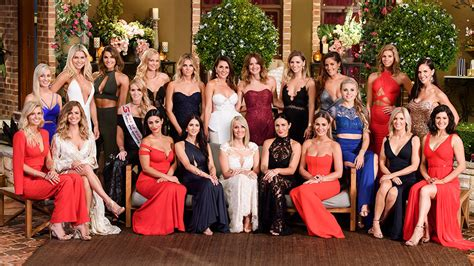 The Bachelorettes - The Bachelor Australia - Network Ten