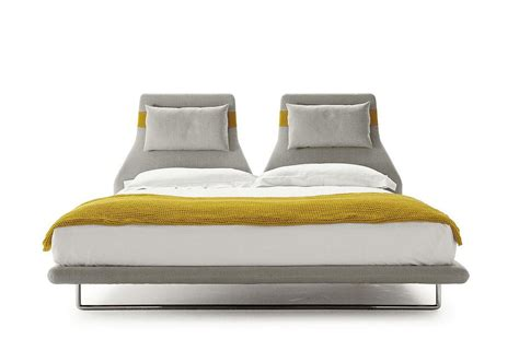 Lazy Night Bed By Patricia Urquiola For B&b Italia