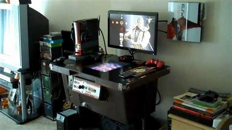 Gaming Setup 2011 Youtube