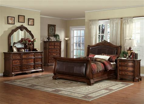 newcastle bedroom set  coaster