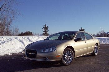 2002 Chrysler Concorde Problems by Test Drive 2002 Chrysler Concorde Lxi Autos Ca