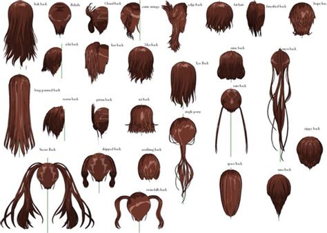Female Hairstyle Angles Shared By Nellie On We Heart It