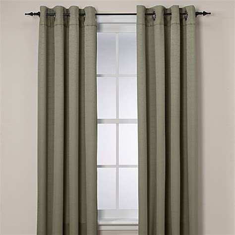 Insola Insulated Drapery by Insola Odyssey Insulating Window Curtain Panel Bed Bath