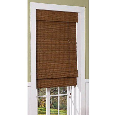 l shades walmart radiance cape cod woven bamboo shades