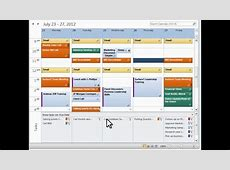 Microsoft Outlook Viewing Tasks with Calendar