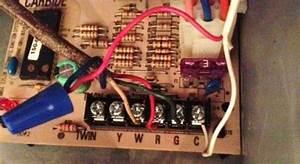 Wiring Problem For Honeywell Rth9580wf1005 Smart