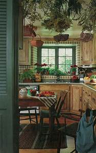 Vintage Country Living - Farmhouse Kitchen