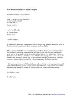 Employer Recommendation Letter Sle by Sle Recommendation Letter From Employer Appeal Letters