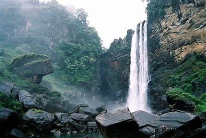 Sri Lanka Wallpapers Nature Falls Balangoda Wall