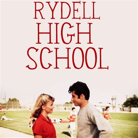 Grease Rydell High School Pictures to Pin on Pinterest