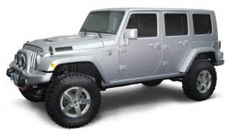 4 Door Jeep Wrangler Unlimited Rubicon