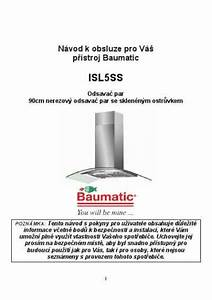 Baumatic Isl5ss Cooker Hood Download Manual For Free Now