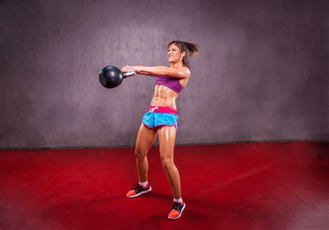 kettlebell swing results immediate exercises muscles dynamic
