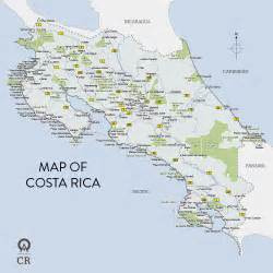Costa Rica Maps - Where is Costa Rica? Costa Rica