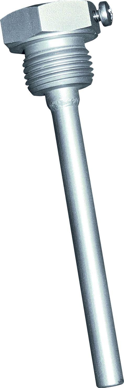 doigt de gant en acier inox pour sondes plongeantes tf54 tm54 ou htf50