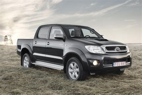 2009 toyota hilux picture 262253 car review top speed
