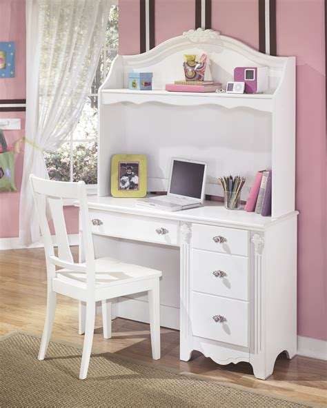 desk and hutch buy exquisite bedroom desk and hutch by signature design