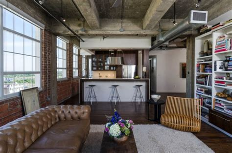 Industrial Home Style : Urban Interior Design Ideas In Industrial Style-style