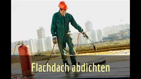 Flachdach Abdichten Berlin  Flachdachabdichtung Undicht