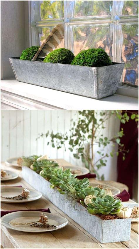 cool long planter ideas  keen gardeners