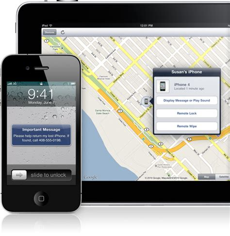find stolen iphone how to activate find my iphone for ios 4 thfire