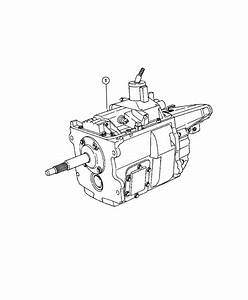 Dodge Ram 1500 Transmission  5 Speed  Assembly  Manual