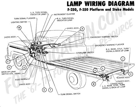 Wiring Diagram 2000 F350 Rear Light by 2000 F350 Light Wiring Free Wiring Diagram For You