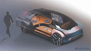 Is This A Vision Of The Car We U0026 39 Ll Be  U2018driving U2019 In 2050