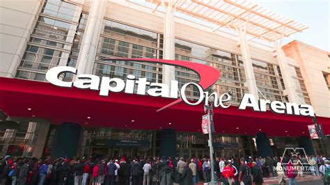Verizon Center is now known as Capital One Arena - Curbed DC