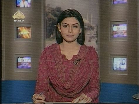 pakistan tv anchors directory sadia afzal