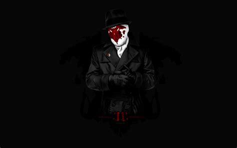 Watchmen Rorschach Comics
