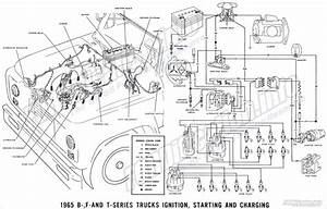 Ford F 250 Wiring Diagram For 1965
