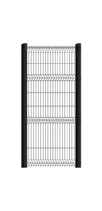 Fence Security Mesh Maxidor Gate Wire Medium