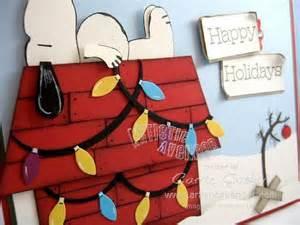 Charlie Brown Christmas Cutouts