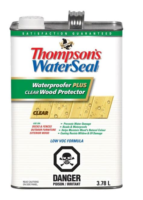 thompsons waterseal thompsons waterseal waterproofer