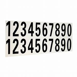 number reflective sticker car vinyl decal street address With how to get address stickers