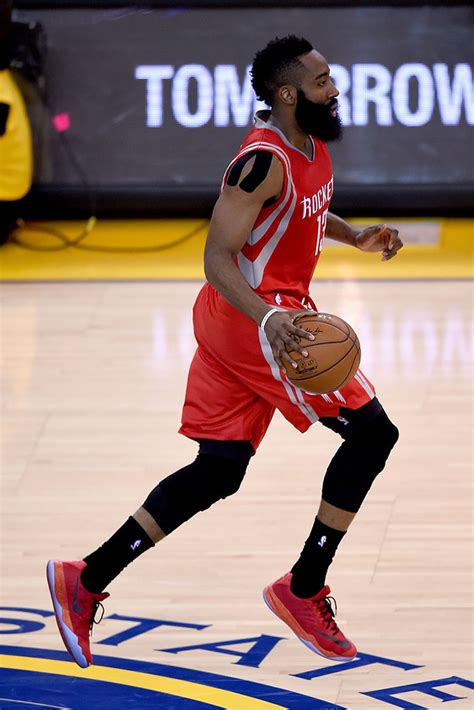 Adidas' James Harden Spotted Wearing Air Jordans ...
